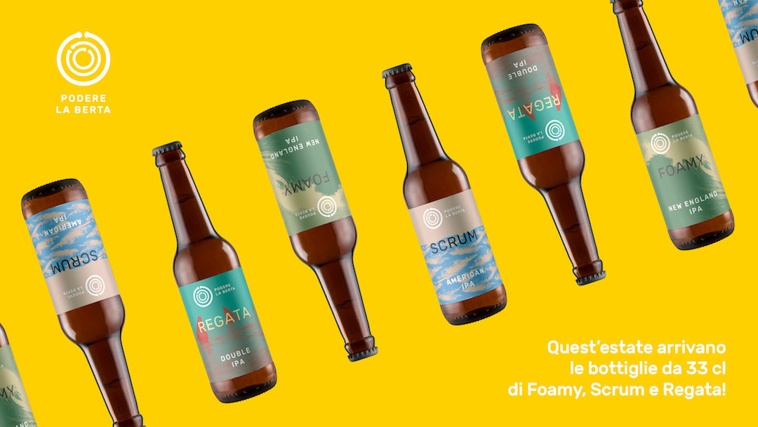 Foamy, Scrum e Regata in bottiglia