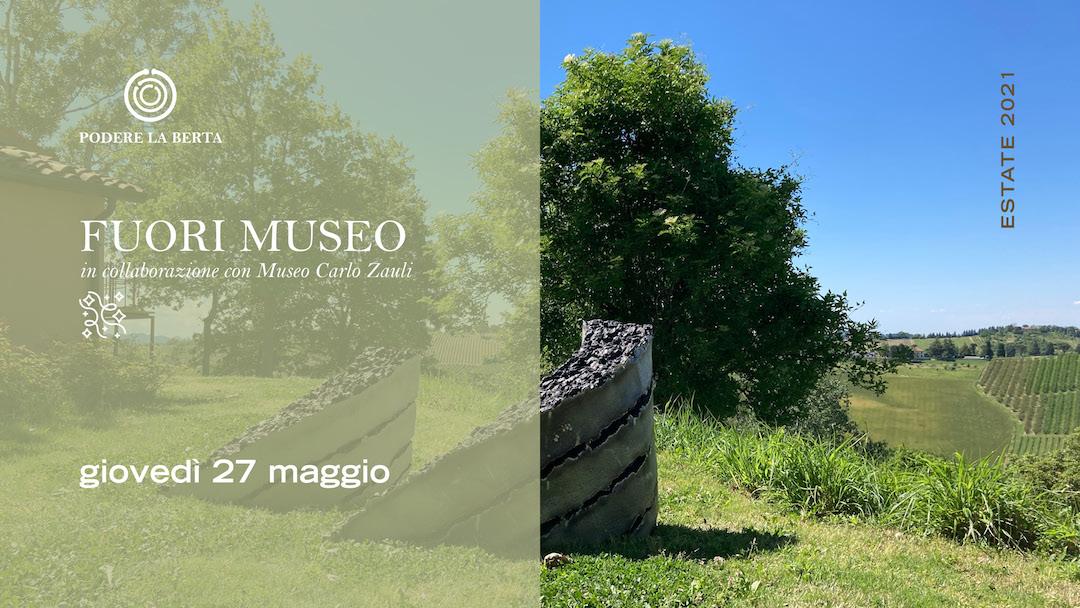 """Il Museo Carlo Zauli a Podere La Berta: il 27 maggio inaugurazione del """"Fuori Museo"""""""